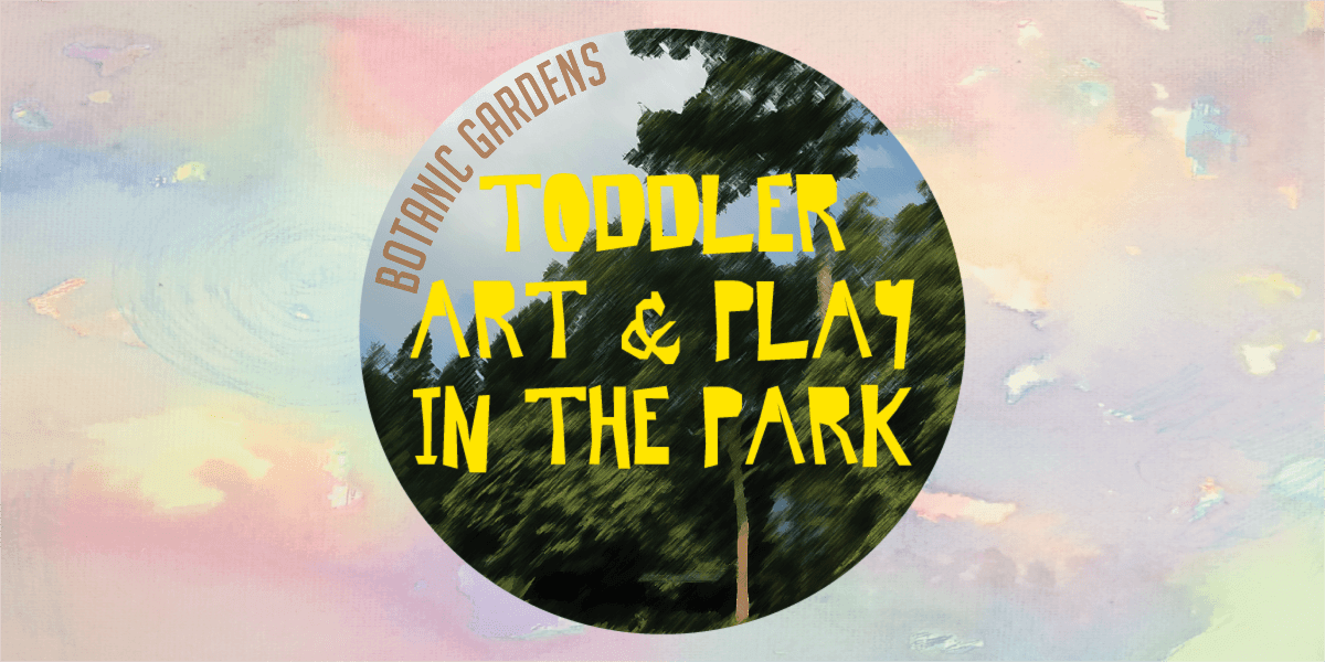 Teach Us How - Toddler Art & Play In The Park 2017 - Singapore Botanic Gardens