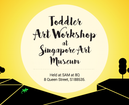 Teach Us How x Singapore Arts Museum - Imaginarium-2017