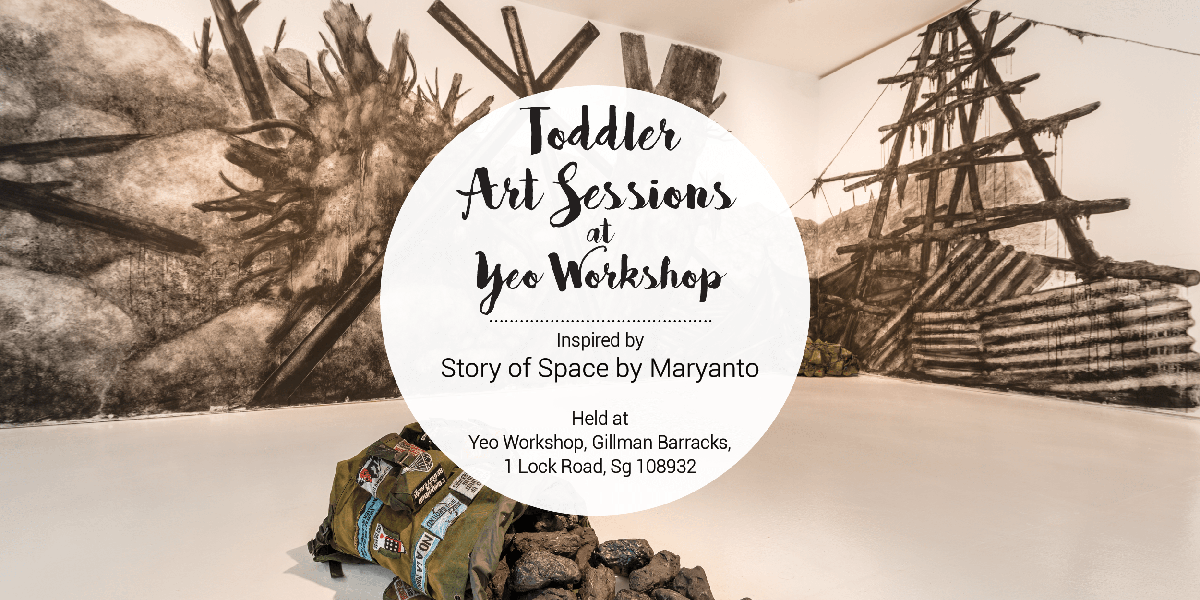 Teach Us How x Yeo Workshop - Story of Space by Maryanto